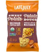 Late July Sweet Potato Multigrain Tortilla Chips