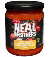 Neal Brothers Organic Just-Hot-Enough Salsa