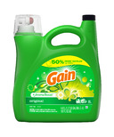 Gain + Aroma Boost Liquid Laundry Detergent Original