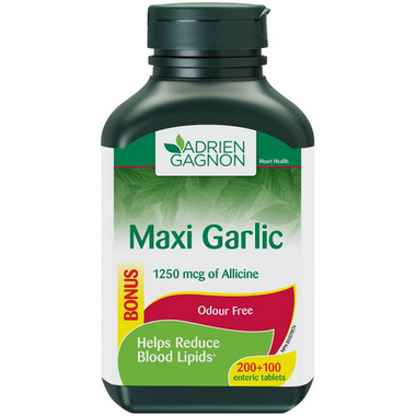 Adrien Gagnon Maxi Garlic