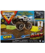 Monster Jam Max-D Monster Dirt Deluxe Set