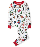 Hatley Wild About Hockey Kids PJ Set