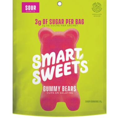 SmartSweets Sour Gummy Bears