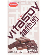 Vitasoy Chocolate Flavoured Soy Drink Boxes