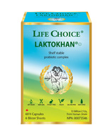 Life Choice Laktokhan Probiotic Complex