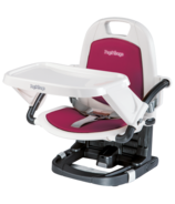 Peg Perego Folding Booster Chair Rialto Berry