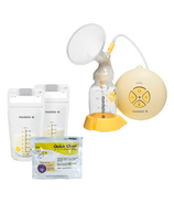 Medela Swing Single Breast Pump Bundle