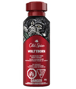 Old Spice Aluminum Free Body Spray for Men Wolfthorn