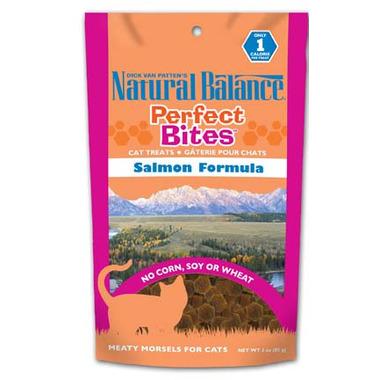 Natural Balance Perfect Bites Cat Treats