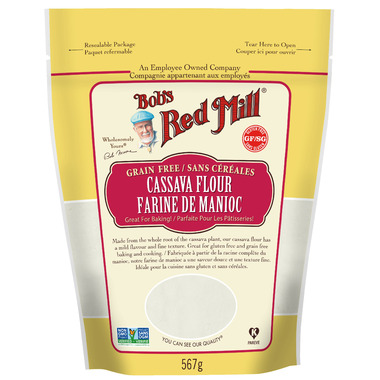 Bob\'s Red Mill Cassava Flour