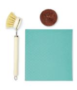 Kikkerland Eco Cleaning Kitchen Kit
