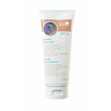 NewCo Lavender Sunscreen SPF 15