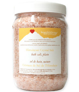 Heartfelt Living Himalayan Crystal Bath Salts