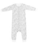 Nest Designs Organic Cotton Sleep Suit Down The Rabbit Hole 1.0 TOG