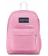 Jansport Digi Break Laptop Backpack Prism Pink