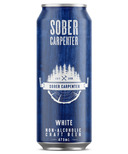 Sober Carpenter Non-Alcoholic Craft Beer White