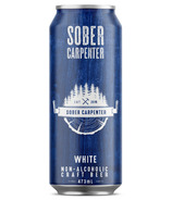 Sober Carpenter Non-Alcoholic Craft Beer White