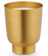 Illume Gilded Tumbler Candle Copper Leaves