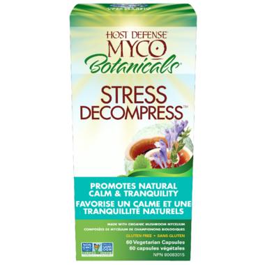 Host Defense MycoBotanicals Stress Decompress