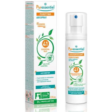 Puressentiel Purifying Air Spray with 41 Essentail Oils
