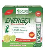 Adrien Gagnon Energex Effervescent Powder Lemon Lime