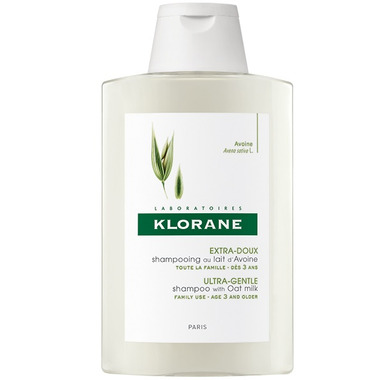 Klorane With Oat milk Ultra Gentle And Protecting