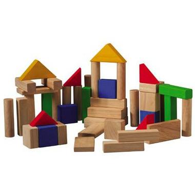 Plan Toys 50 Blocks