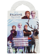 Disney Frozen 2 Mini Activity Book with 4 Crayons