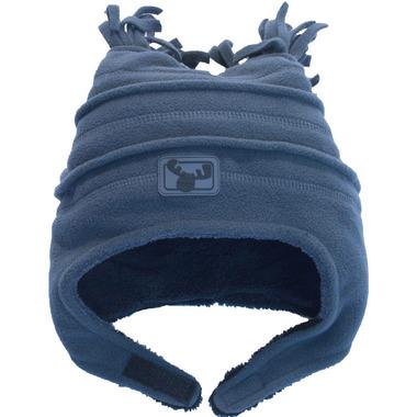 Calikids Microfleece Solid Hat Graphite