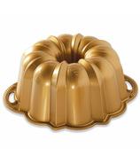 Nordic Ware Anniversary Bundt Pan Gold