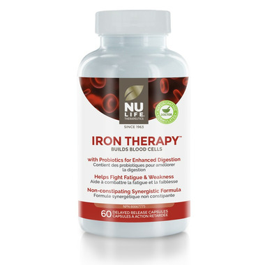 Nu Life Therapeutics Iron Therapy