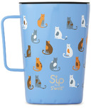 S'ip To-Go Mug Purrfect Morning