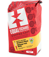 Equal Exchange Breakfast Blend Organic Coffee - Ground