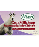 Alpen Secrets Goat Milk Daily Cleansing Soap