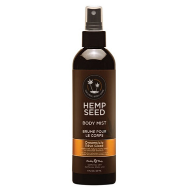Earthly Body Hemp Seed Body Mist Dreamsicle