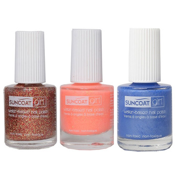 Suncoat Girl Water-Based Nail Polish