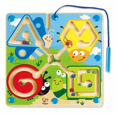 Hape Toys Best Bugs Magnetic Maze