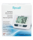Rexall Premium Automatic Blood Pressure Monitor