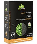 Bioitalia Organic Green Pea Pasta Fusilli