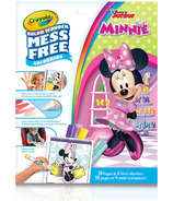 Crayola Color Wonder Mess Free Colouring Minnie Mouse