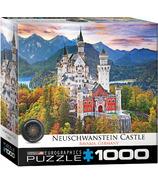 Eurographics Casse-tête du château de Neuschwanstein en Allemagne