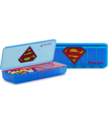 Performa 7 Day Pill Container Superman