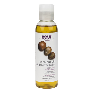 NOW Solutions 100% Pure Shea Nut Oil