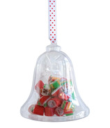 papabubble Handcrafted Candies Bell Ornament