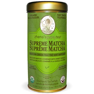 Zhena\'s Gypsy Tea Supreme Matcha Tea