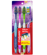 Colgate ZigZag Toothbrush Value Pack Soft