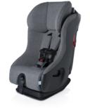 Clek Fllo Convertible Car Seat with Anti-Rebound Bar in Thunder