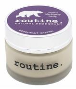 Routine Natural Deodorant in Blackberry Betty Scent