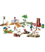 Playmobil Family Fun zoo des petits animaux