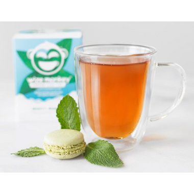 Wize Monkey Coffee Leaf Tea Minty Marvel